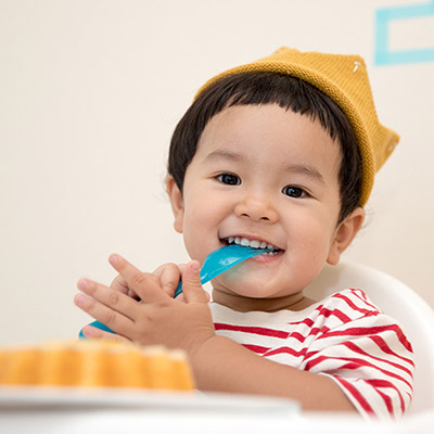 Tips for Mealtimes With Toddlers